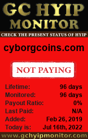 ссылка на мониторинг https://gchyipmonitor.com/details/lid/1394